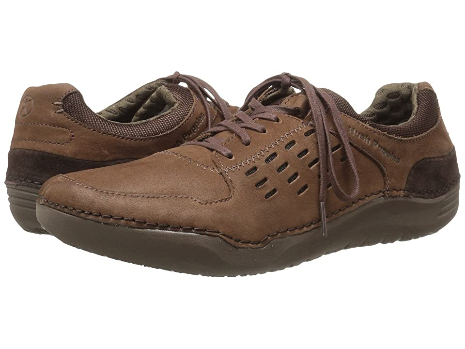 Hush Puppies Hinton Method (Brown Leather) Men