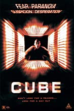 Best cube english movie Reviews