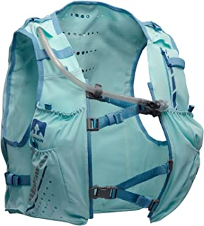 Nathan Vaporhowe Hydration Pack, Running Vest with 1.8L Hydration Bladder Reservoir, Women's