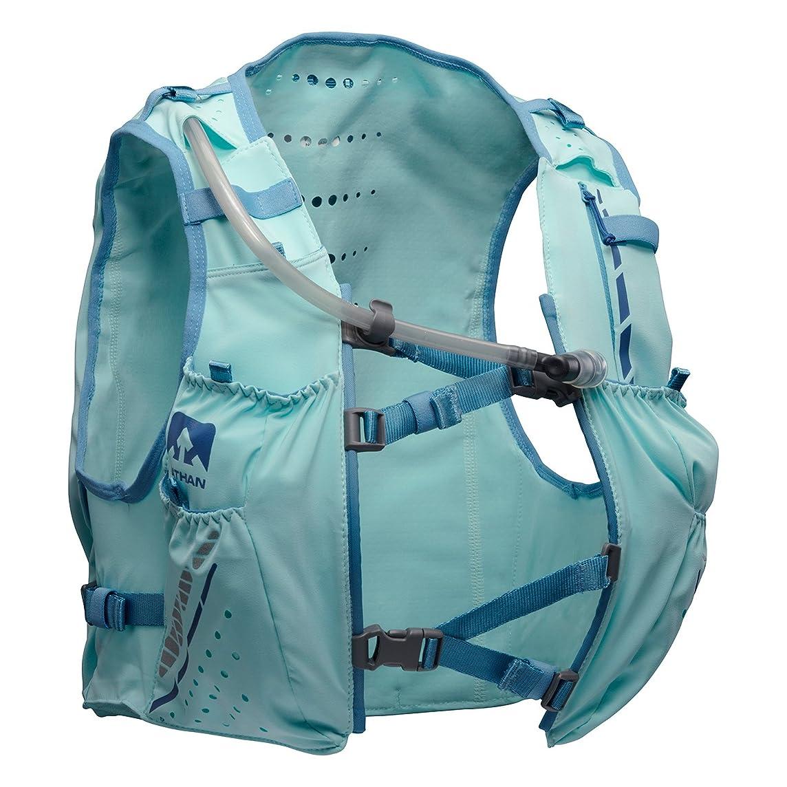 Nathan Vaporhowe Hydration Pack, Running Vest with 1.8L Hydration Bladder Reservoir, Women's