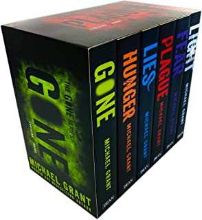Gone Series 6 Books Collection Box Set