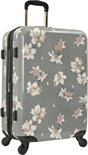 Expandable Spinner Carry On Suitcase