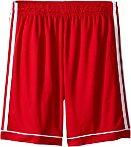 adidas Kids - Squadra 17 Shorts (Little Kids/Big Kids)
