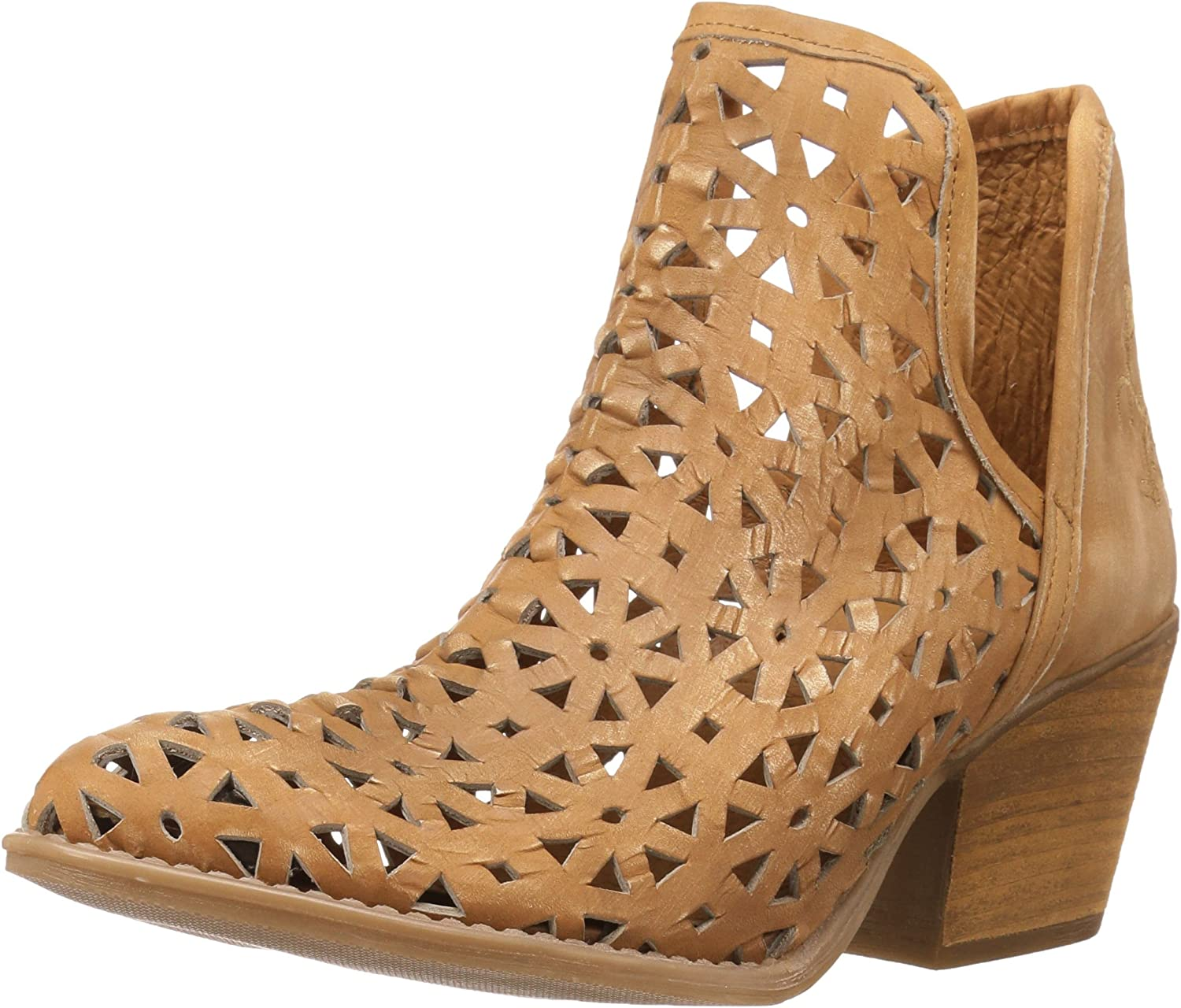 Musse & Cloud Womens Athylea Ankle Bootie