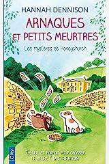 Arnaques et petits meurtres (Les mystères de Honeychurch t. 5) Format Kindle
