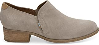 Desert Taupe Suede Women's Shaye Booties 10012287 (Size: 9)