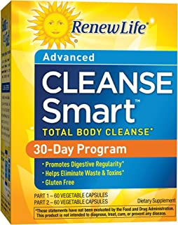 cleansesmart advanced cleanse