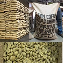 50 lbs Guatemala Unroasted Specialty Grade Green Coffee Beans, Organically Grown, Direct Trade, Single Origin