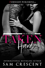 Taken Hard (The Hard Boys Book 2) Kindle Edition