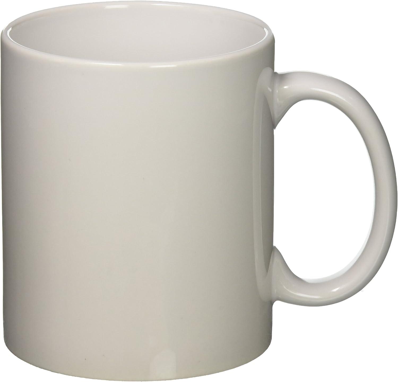 Sublimation Nation Stoneware Brand Cheap Denver Mall Sale Venue Mug oz-Case of 11 36