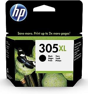 HP 305XL 3YM62AE, Negro, Cartucho de Tinta de Alta Capacidad Original, compatible con impresoras de inyección de Tinta HP ...