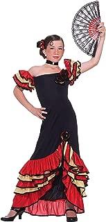 flamenco costume for girls