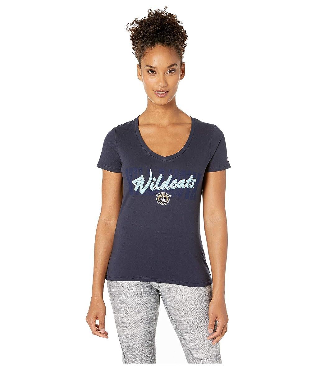 勘違いする準備する魔術師[チャンピオン] レディース シャツ Villanova Wildcats University V-Neck Tee [並行輸入品]