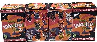 Andy Warhol Series 2 Dunny Vinyl Figures Kidrobot 4 Blind Boxes