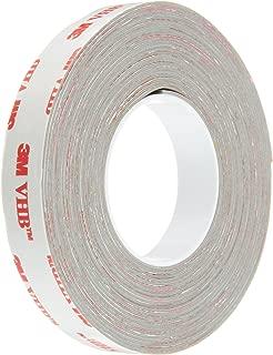 3M VHB Tape RP32 0.5 in width x 5 yd length (1 Roll)