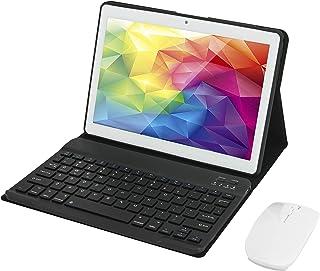 Tableta Android con Pantalla IPS HD de 10.0 Pulgadas, Tableta Android9.0 3G con 2 Ranuras para Tarjetas SIM, Quad-Core, 1....