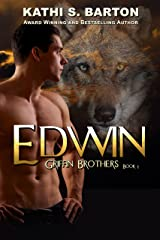 Edwin: Griffin Brothers—Paranormal Wolf Shifter Romance Kindle Edition