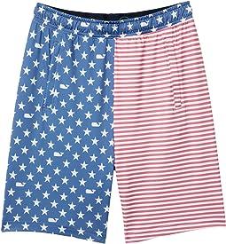 USA Lacrosse Shorts (Toddler/Little Kids/Big Kids)