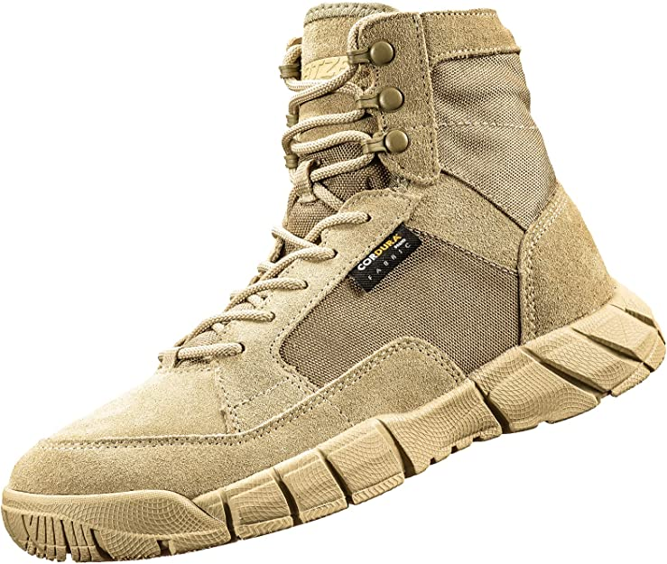 ANTARCTICA Men's Lightweight Military Tactical Boots