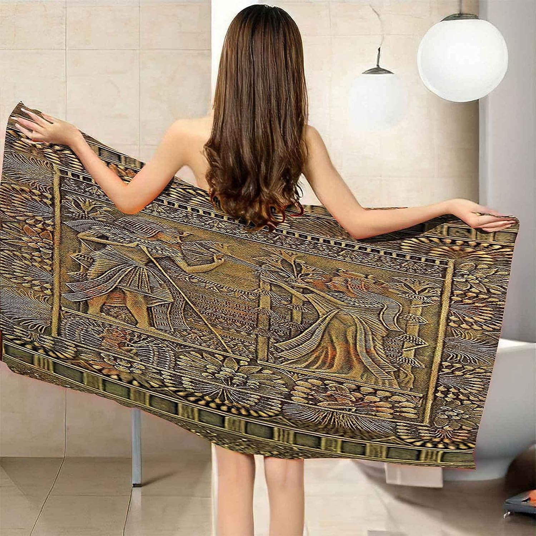 XTSEDL Year-end gift Bath Towel Towels Hand Bathroom 16x30 Inch for Ranking TOP6