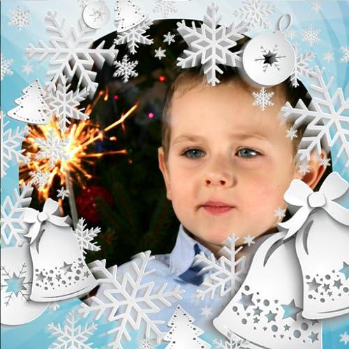 Collage de la foto del Año Nuevo