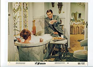 MOVIE PHOTO: Don't Just Stand There-Robert Wagner and Mary Tyler Moore-8x10-Color-Still