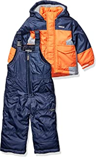OshKosh B'Gosh Boys' Toddler Ski Jacket and Snowbib...