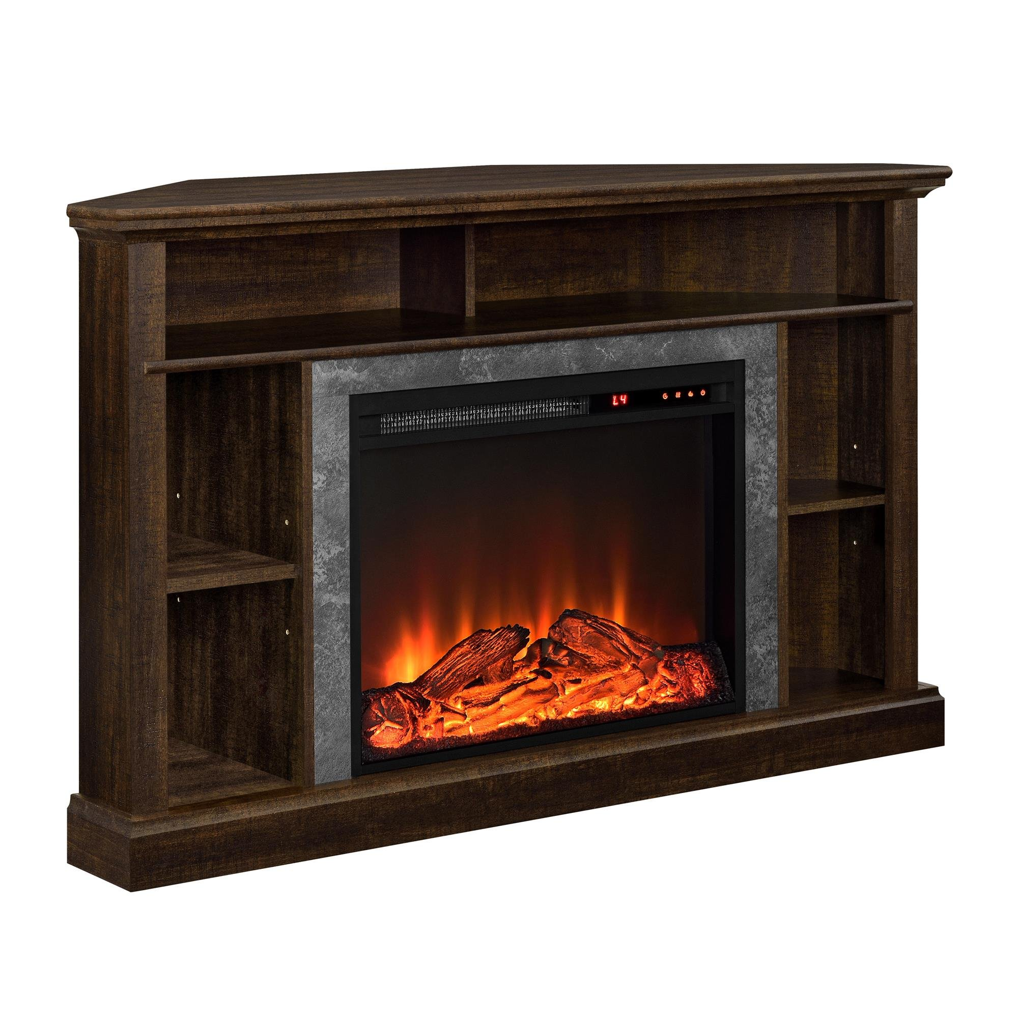 Ameriwood Home Overland Electric Fireplace