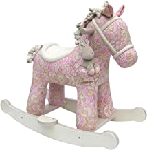 Best grow with me wooden rocking horse Reviews