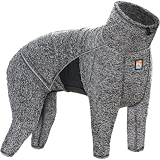 Kurgo Stowe Base Layer for Dogs, Dog Onesie Body Warmer, Bodysuit for Dogs, Recovery Suit, Reduce Anxiety, Contains Sheddi...