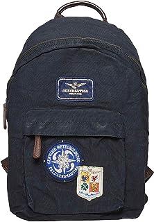 Aeronautica Militare Bolso mochila BO1012CT para hombre, sudadera, pantalón, Polo
