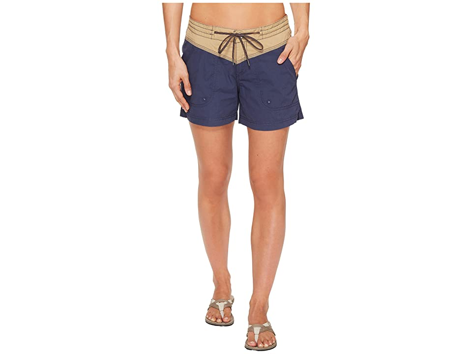 Columbia Down the Path Shorts (Crouton/Nocturnal) Women