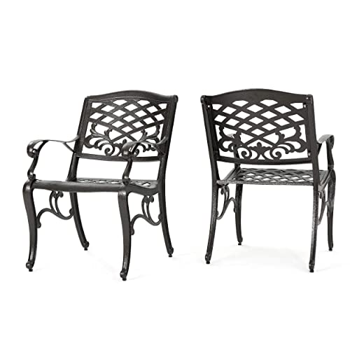 Amazing Wrought Iron Chairs Amazon Com Download Free Architecture Designs Embacsunscenecom