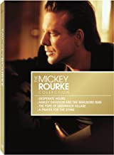 The Mickey Rourke Star Collection: (Desperate Hours / Pope Of Greenwich Village / Prayer For The Dying / Harley Davidson & The Marlboro Man)