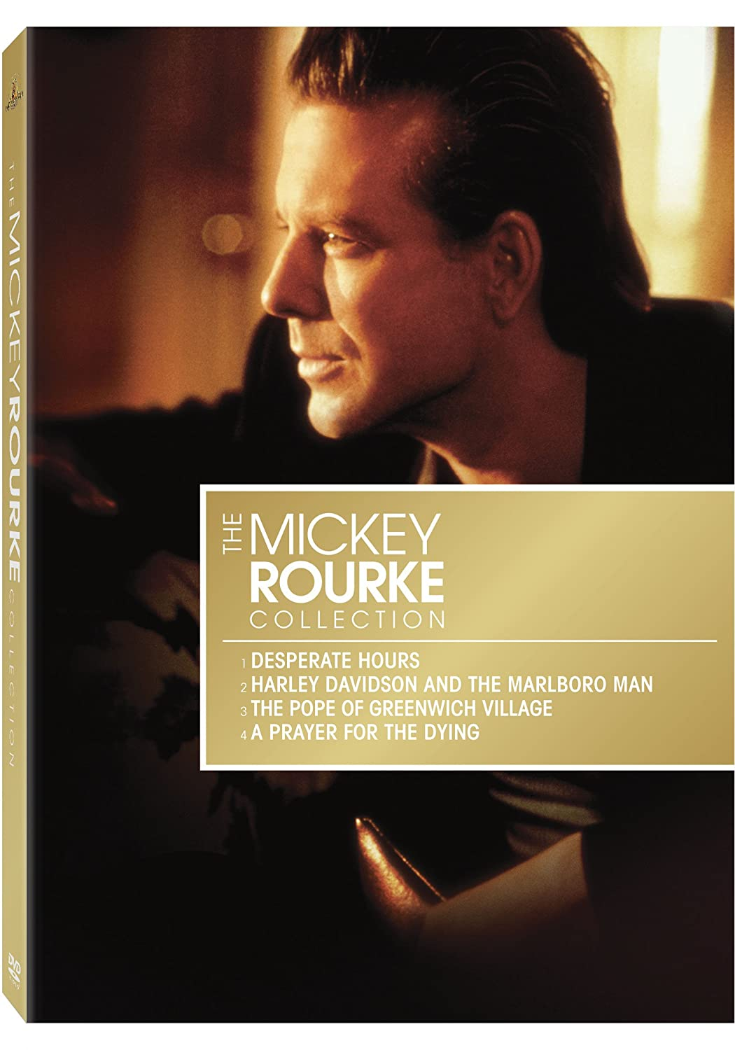 The Mickey Rourke OFFicial Star Collection Desperate Hours Pope Gre Of 2021 autumn and winter new
