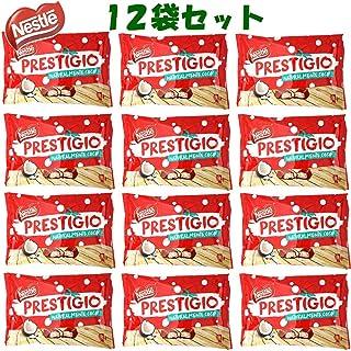 ココナッツ入りチョコレートバー 12袋セット プレスチージョ ネスレ Nestle PRESTIGIO