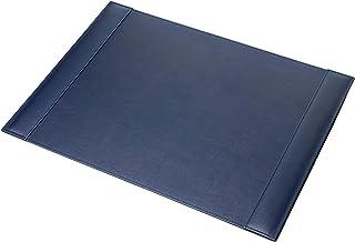 Sunbary Vade de Escritorio Cuero de PU 50,2 x 35,2 x 2,5 cm Vade Sobremesa de Estilo Retro Europeo