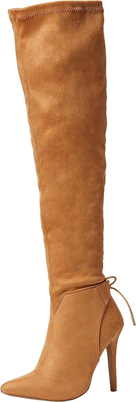 Qupid Damen Interest-167xx Sandalen mit Absatz