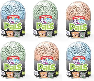 Educational Insights Playfoam Pals Monster Party 6-Pack, Fidget, Sensory Toy, Stocking Stuffers for boys & Girls, Ages 3+