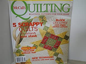 McCall's Quilting Magazine August 2005