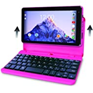 RCA Voyager Pro 7 inch Tablet (Touchscreen) with Keyboard Case - Android 6.0 (Marshmallow) -16 GB...