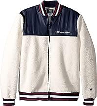 Champion LIFE Men's Sherpa Baseball Jacket
