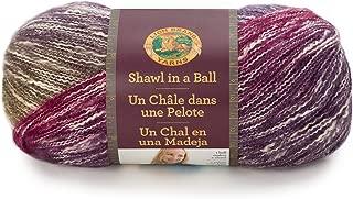 Lion Brand Yarn 828-202 Shawl in a Ball Yarn, One Size, Calming Desert