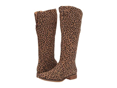 Dingo Alameda (Leopard Suede) Women