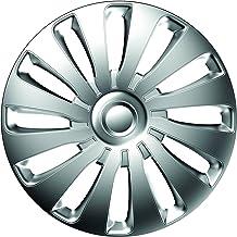 J-Tec 4pc set Wheel Trims Covers Hub Caps Sepang Carbon Silver Red 14 inch