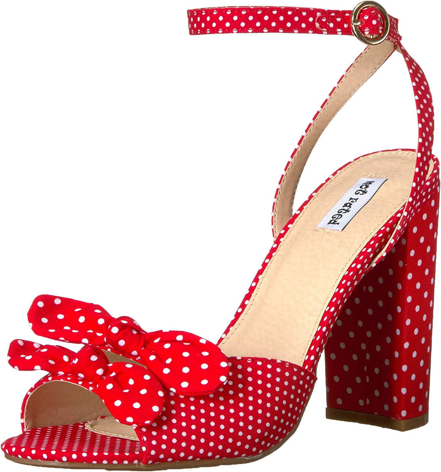 Not Rated Womens Pinup Pump