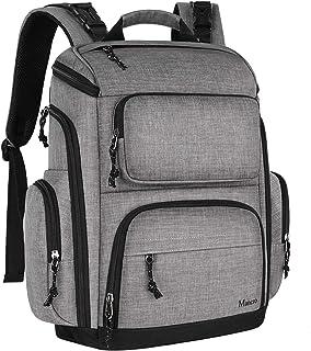 Diaper Bag Backpack, Multi-functional Baby Travel Back Pack for Dad, Men and Women, Mancro Large Capacity Waterproof Dad W...
