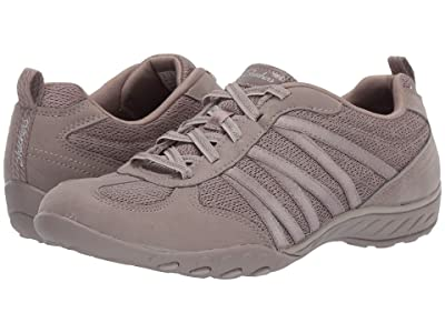 SKECHERS Breathe-Easy Be-Relaxed (Taupe) Women