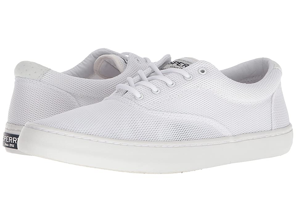 Sperry Cutter CVO Mesh (White) Men