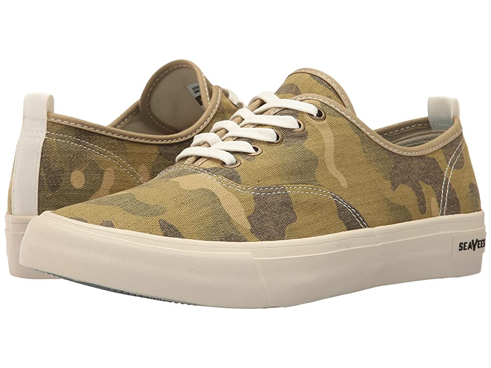 SeaVees 06/64 Legend Sneaker Saltwash (Field Tan Camoflauge) Men